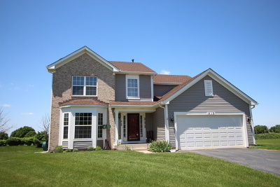 Minooka, Channahon Rental For Rent: 1315 Emington Court