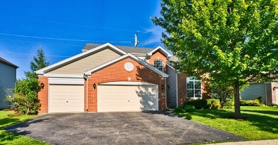 Hoffman Estates Single Family Home Price Change: 5979 Mackinac Lane