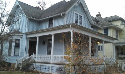 Elgin Single Family Home New: 737 North Spring Street