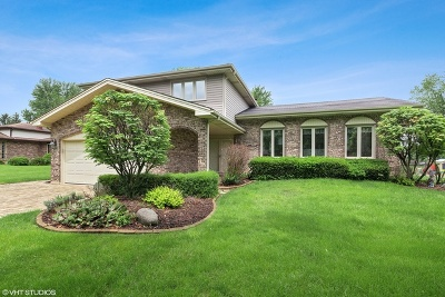 Downers Grove Single Family Home For Sale: 1310 68th Street