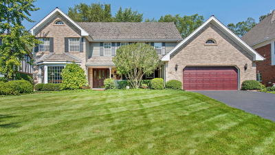 Clarendon Hills Single Family Home Price Change: 115 Eastern Avenue