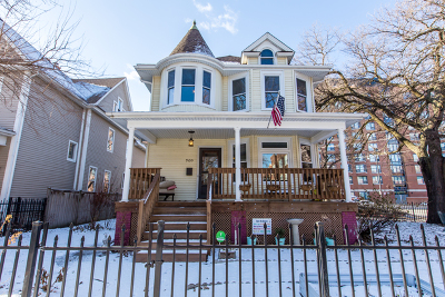 Chicago Single Family Home New: 7430 North Paulina Street