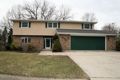 Joliet Single Family Home New: 3052 Jeffrey Drive