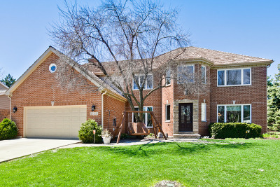 Libertyville Single Family Home For Sale: 1129 Loyola Drive