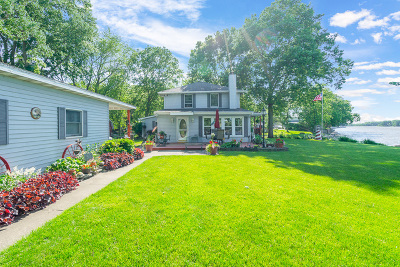 Wilmington Single Family Home For Sale: 25630 Cottage Road