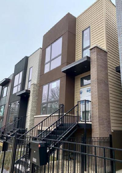 Single Family Home New: 2916 North Washtenaw Avenue