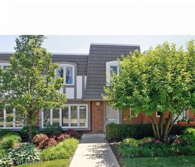 Highland Park Condo/Townhouse For Sale: 722 Lorraine Circle #722