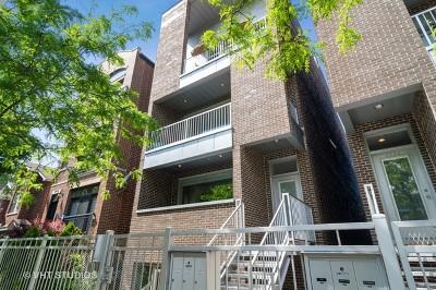 Condo/Townhouse New: 1536 West Walton Street #1