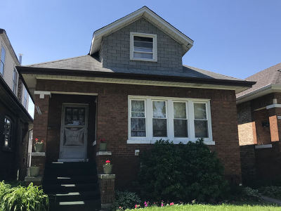 Portage Park Single Family Home For Sale: 5519 West School Street
