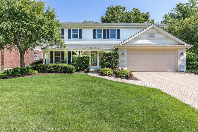 Naperville Single Family Home New: 1126 Thunderbird Lane