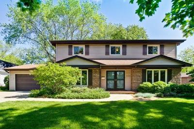 Libertyville Single Family Home For Sale: 1122 West Golf Road