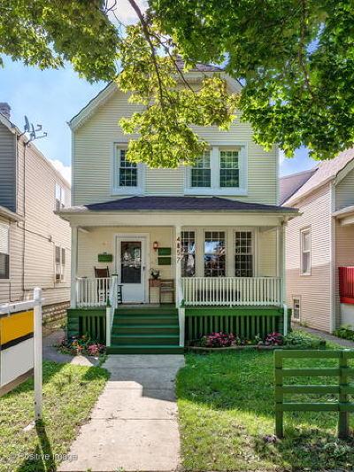 Multi Family Home For Sale: 4857 North Kilpatrick Avenue