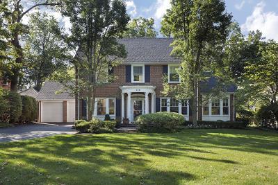 Glencoe Single Family Home New: 520 Jackson Avenue