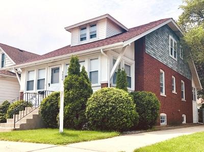 Jefferson Park Multi Family Home For Sale: 5856 North Mason Avenue