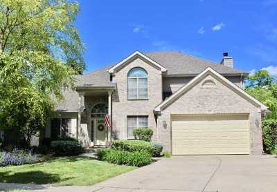 Elk Grove Village Single Family Home For Sale: 615 Meadow Court