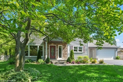 Glenview Single Family Home New: 3508 Countryside Lane