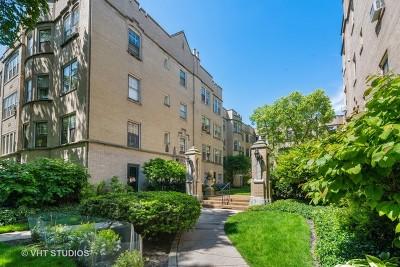 Evanston Condo/Townhouse New: 650 Hinman Avenue #1B