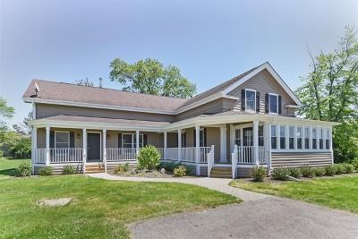 Bartlett Single Family Home For Sale: 1699 Gerber Road
