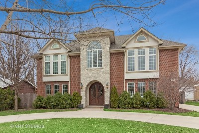Elmhurst Single Family Home For Sale: 593 West Comstock Avenue