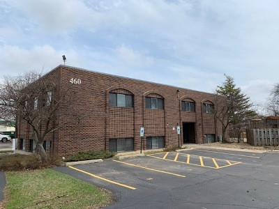 Crystal Lake Rental For Rent: 460 Coventry Lane #203