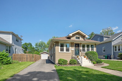 Lombard Single Family Home Contingent: 187 South Lombard Avenue