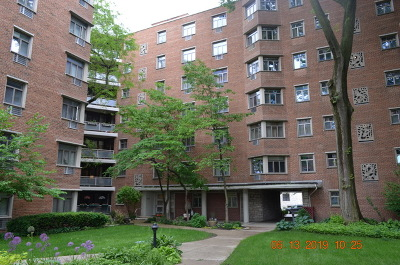 Evanston Condo/Townhouse New: 1860 Sherman Avenue #6-7NC