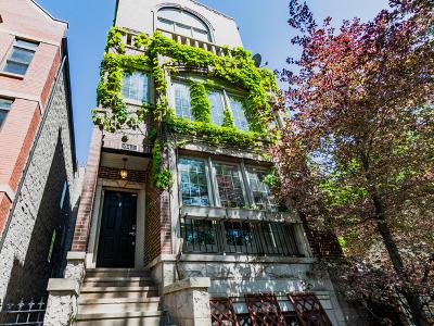 Condo/Townhouse New: 847 North Hermitage Avenue #A