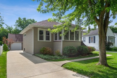 Elmhurst Single Family Home For Sale: 135 South Pick Avenue