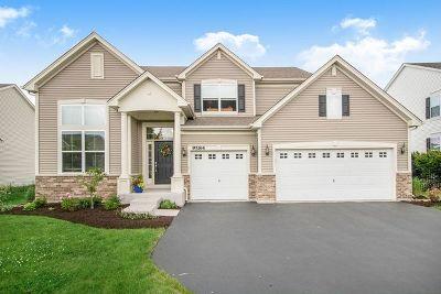Huntley Single Family Home For Sale: 9584 Cummings Street