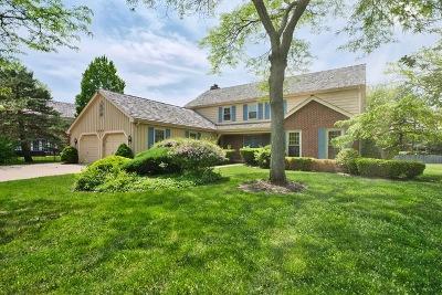 Glenview Single Family Home New: 2535 Indian Ridge Drive