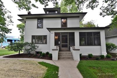 Geneva Single Family Home New: 521 Franklin Street