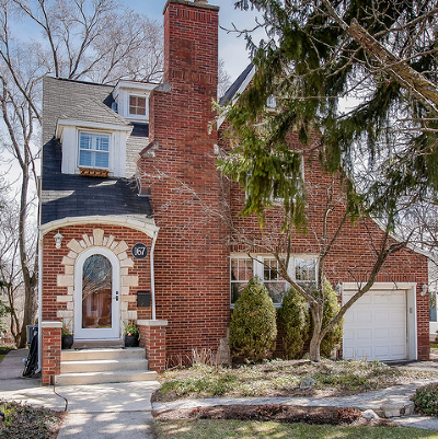 Glen Ellyn Single Family Home For Sale: 167 Crest Road