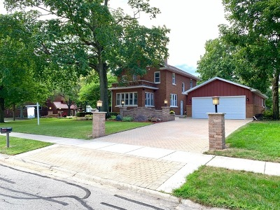 Minooka Single Family Home For Sale: 101 West St Mary's Street