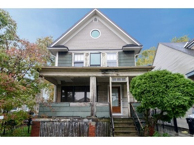 Chicago Residential Lots & Land For Sale: 4312 North Lowell Avenue