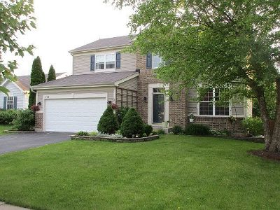 Bolingbrook Single Family Home For Sale: 779 Sapphire Drive