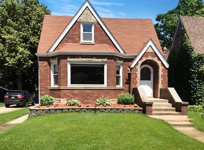 Chicago Single Family Home New: 6027 North Menard Avenue