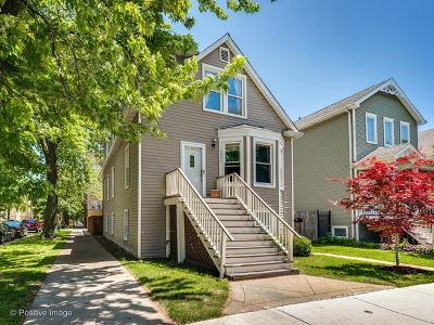 Irving Park Single Family Home For Sale: 4057 North Whipple Street