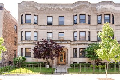 Condo/Townhouse New: 917 West Belle Plaine Avenue #G