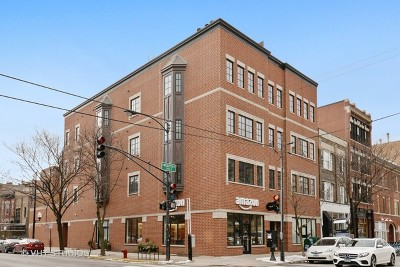 Condo/Townhouse New: 1005 West Webster Avenue #4E