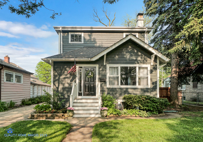 Chicago Single Family Home New: 7151 North Oleander Avenue