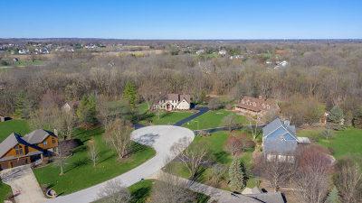Yorkville Single Family Home New: 279 Farm Court