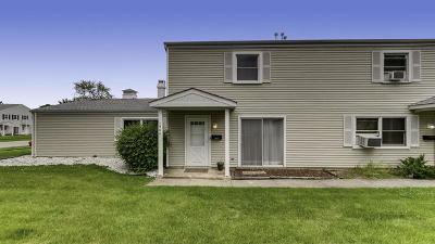 Bartlett IL Condo/Townhouse For Sale: $139,900