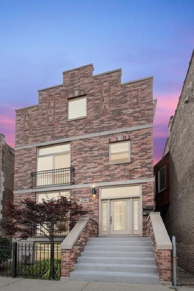 Multi Family Home Price Change: 2746 North Ashland Avenue