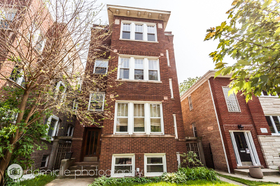 Andersonville Condo/Townhouse For Sale: 1625 West Rascher Avenue #G4