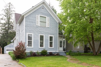 Elgin Single Family Home For Sale: 212 Lovell Street