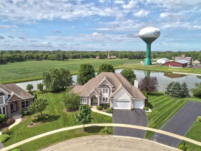 Sycamore Single Family Home For Sale: 328 Eli Barnes Court