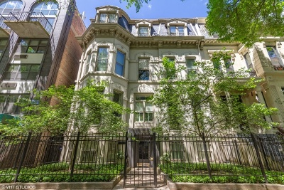 Gold Coast Condo/Townhouse New: 1450 North Dearborn Street #3A
