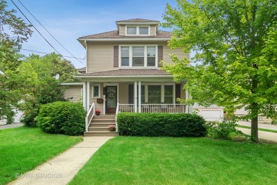Elmhurst Single Family Home For Sale: 405 West 2nd Street