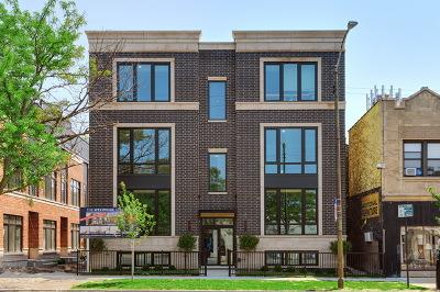 Condo/Townhouse For Sale: 6911 North Western Avenue #1S