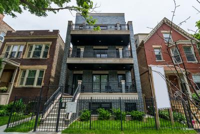 Condo/Townhouse New: 837 North Leavitt Street #PH